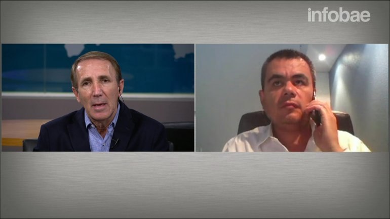 Nadín Argañaraz recordó a InfobaeTV que en 2015 los giros a las provincias representaron el 27% de la recaudación