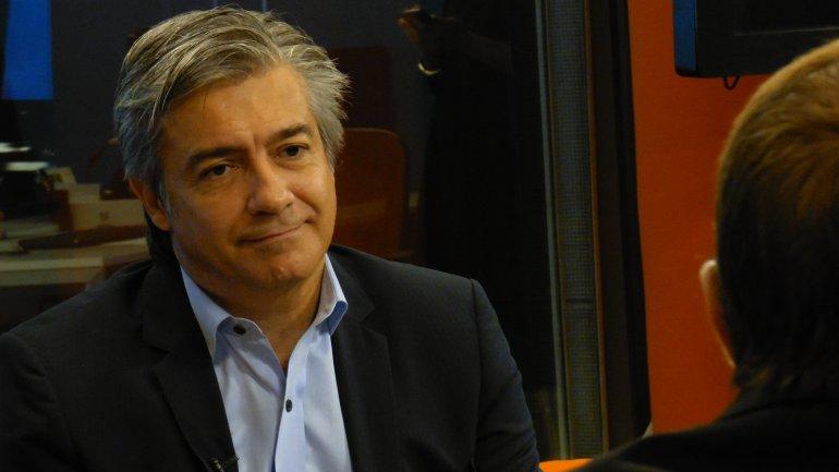 Ricardo Delgado integró el equipo económico del candidato presidencial Sergio Massa durante 2015.