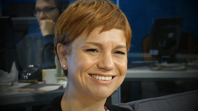 La diputada Karina Banfi, en una entrevista reciente con Infobae TV