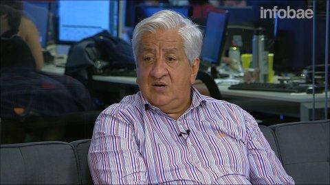 Julio Piumato en InfobaeTV: Los analistas dicen que el primer semestre será peor que el primero