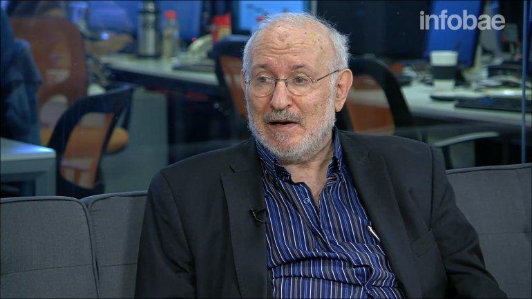 Mario Blejer dijo a InfobaeTV:Si se deja a Paul Singer para el final, se le va a dar más poder de negociación, como sucedió en Jamaica