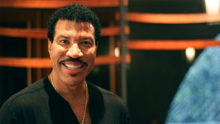 Entrevista con Lionel Richie antes de su show en Geba. Primera parte.