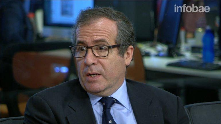 El economista aseguró que el país se insertará a los mercados cuando salga del default técnico.