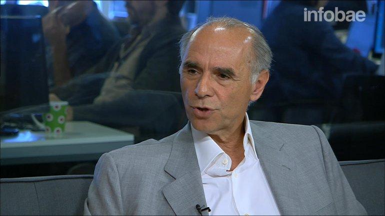 Juan Chediack, presidente de la CAC, aseguró que Austral Construcciones nunca fue parte de la asociación.