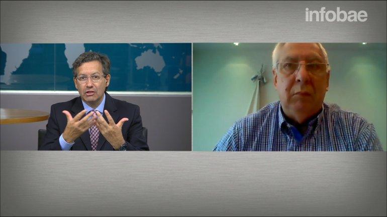 Rubén García, secretario de la Cámara Argentina de Importadores de la República Argentina: dijo a InfobaeTV que lasnuevas medidas permiten que el consumidor tenga un abanico de productos para elegir
