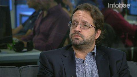 Marco Lavagna en InfobaeTV:la Argentina sólo puede salir por la vía del crecimiento, y no por la vía del ajuste