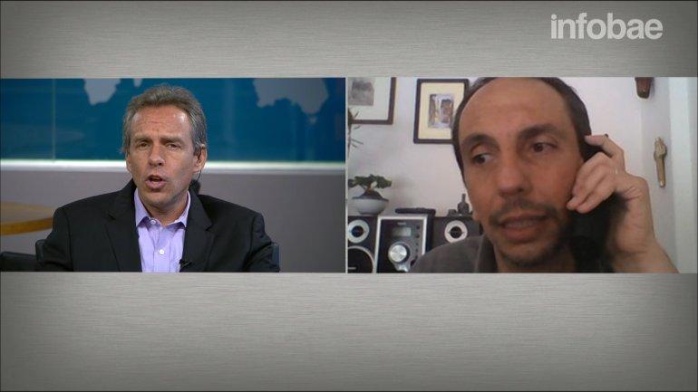 Estados Unidos cambió y ya se dio cuenta de que no puede obligar a los países que hagan lo que ellos quieren, dijo a InfobaeTV Davide Caocci