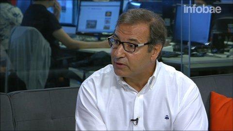 Claudio Reboredo, fundador deCORe Crowd, dialogó con InfobaeTV sobre los desafíos de las empresas de retail y consumo masivo.
