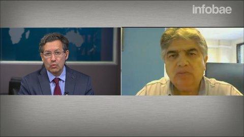 José Rigane explicó en InfobaeTV que la protesta no se extiende a los comercios chinos y a los almacenes porque ellos no son formadores de precios