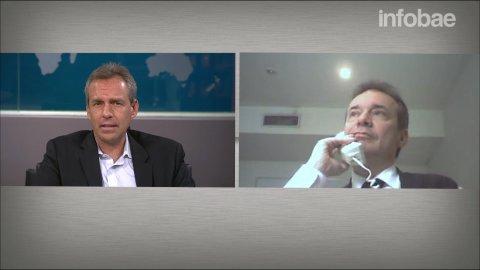 Daniel Artana en InfobaeTV:: Yo soy contrario a este tipo de esquemas, porque el que paga se siente el hijo de la pavota