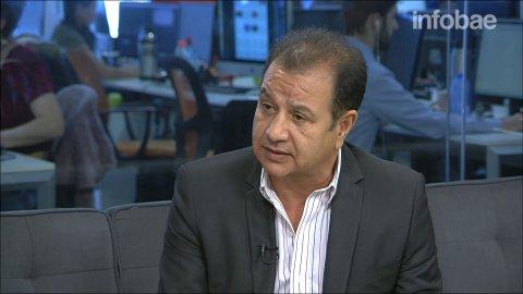 José Ammaturo en InfobaeTV: El proyecto de ley antidespido es un parche y en seis meses no cambiará nada