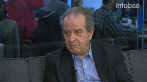 José Luis Machinea en InfobaeTV: Es evidente que falta coordinación entre los distintos ministros