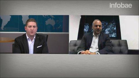 Luis Galli, CEO de Newsan, dijo a InfobaeTV:Todas las medidas macroeconómicas, necesarias para ir hacia un país más normal, produjeron una caída en la confianza de los consumidores