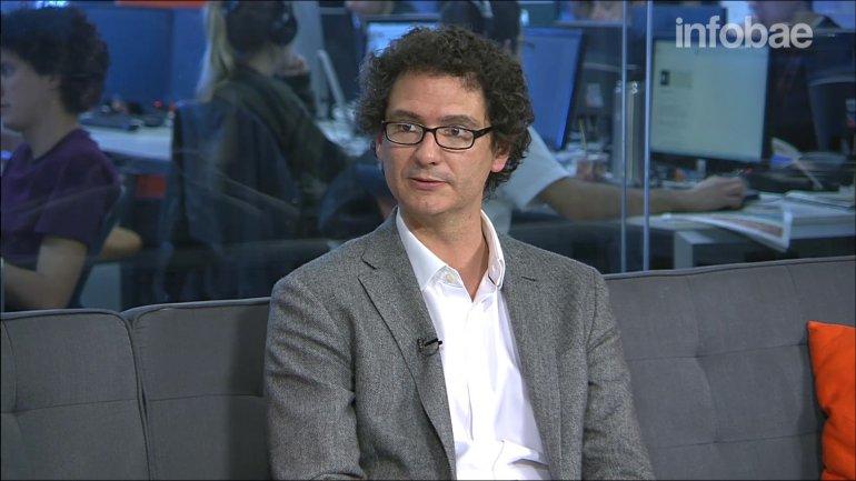 Mariano Mayer destacó en InfobaeTV: Nadie dijo que iba a ser fácil ...