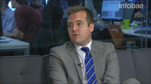 Ivan Sasovsky estimó que el InfobaeTV que El proyecto de blanqueo de capitales podría ser el último