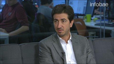 Edgardo Cenzón en InfobaeTV: los tres problemas de infraestructura que recibió la provincia son hidráulica, agua y vial
