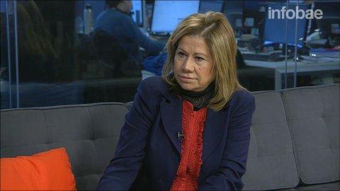 Graciela Camaño destacó en InfobaeTV que Las pymes no pueden pagar los ajustes brutales en las tarifas