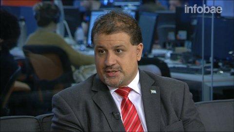 Fabian Medina, del Frente Renovador, en InfobaeTV: Con una tasa de Lebac del 36,75% anual que paga el BCRA los ingresos de dólares son para especulación financiera