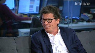 Gabriel Martino, presidente HSBC Argentina, en InfobaeTV: El sistema financiero puramente transaccional. Es decir que todavía estamos muy atrasados