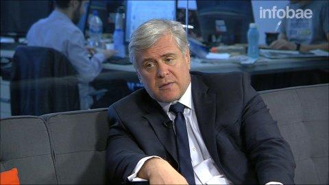 Germán Baisbur, puso en duda en InfobaeTVque se pueda llegar a los USD 60.000 millones